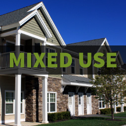 mixed-use
