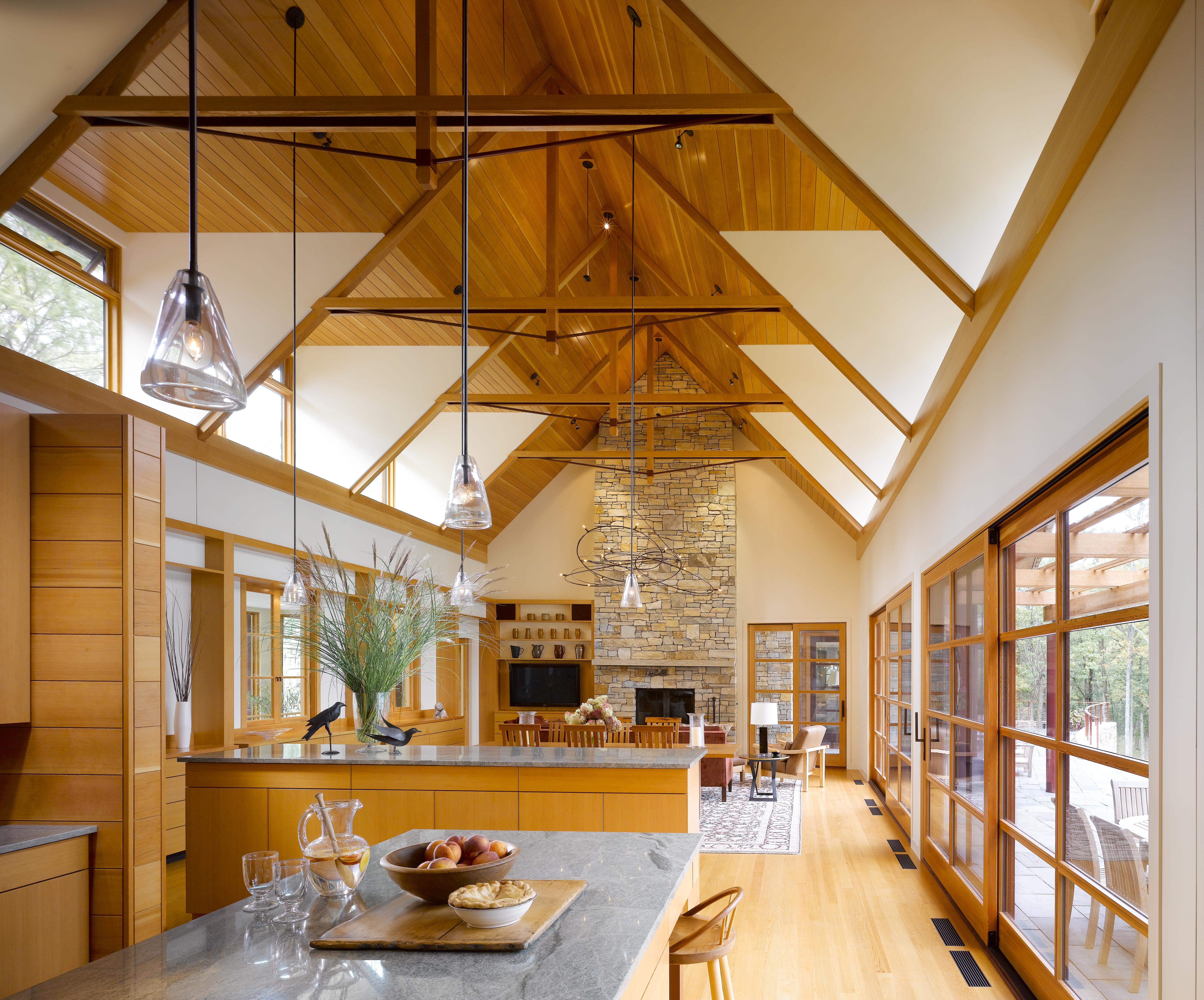 Multi Generational Living : Multi generation living, Vermont home